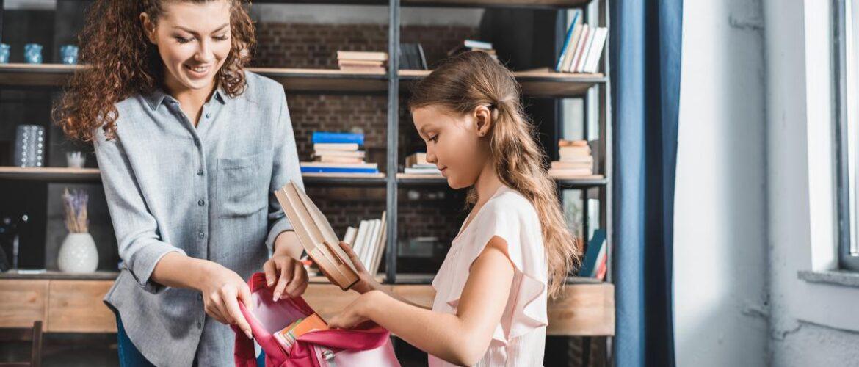 Des conseils pour bien préparer vos enfants à la rentrée scolaire